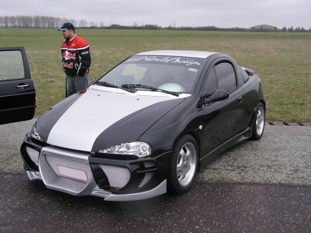 Lampy Opel Tigra 1995-2003